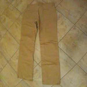 Gap Women's Size 2 Corduroy Pants low rise boot